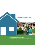 Contract for Deed: Is It Right for You?