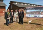 Construction underway for affordable housing for homeless veterans and families