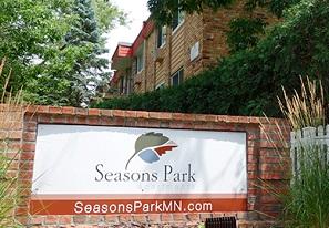 Seasons Park in Richfield