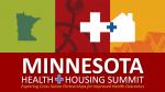 Minnesota Health & Housing Summit